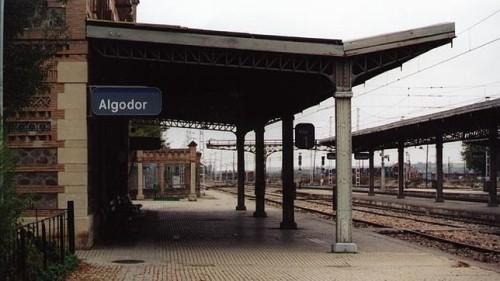 sira 13 (la estación de Algodor )
