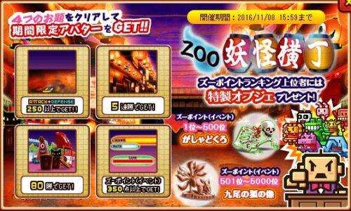 zookeeper20161026